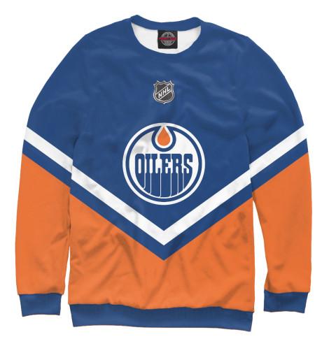 Свитшот Print Bar Edmonton Oilers худи print bar edmonton oilers