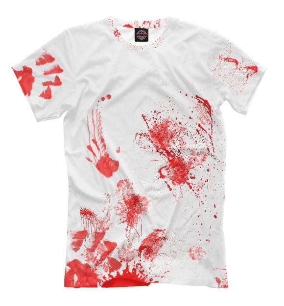 Купить Мужская футболка Футболка мясника PSY-505126-fut-2