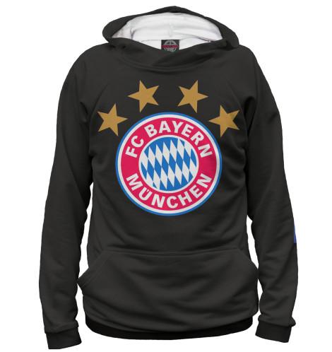 Мужское худи Герб Bayern Munchen