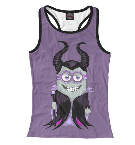 Майка борцовка Print Bar Minion Maleficent майка борцовка print bar minion skull