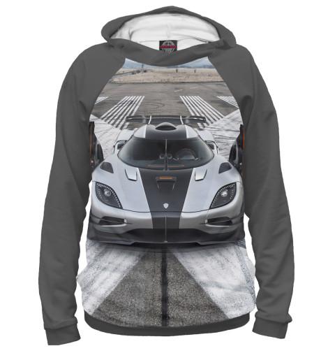 Худи Print Bar Koenigsegg One:1 модель машины frontiart 18 koenigsegg one 1