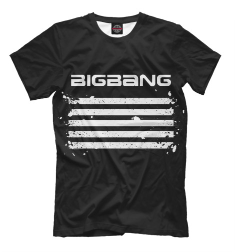 Футболка Print Bar BigBang bigbang 2012 bigbang live concert alive tour in seoul release date 2013 01 10 kpop