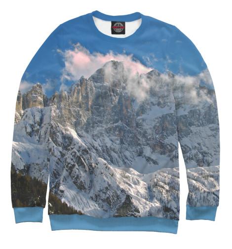 Свитшот Print Bar В горах осень в горах