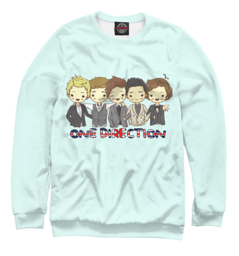Свитшот Print Bar One Direction худи print bar one direction