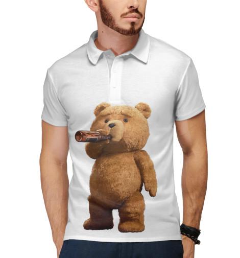 Print Bar Медведь тед