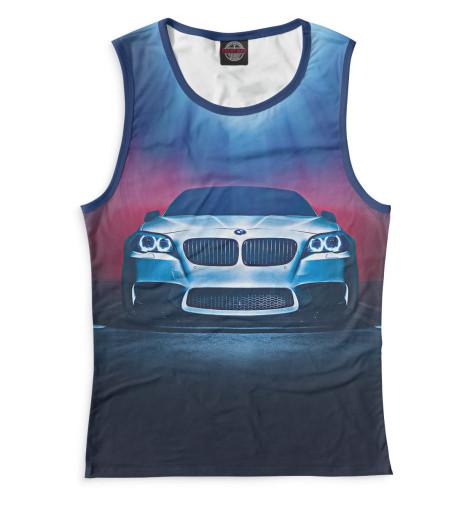 Женская майка BMW