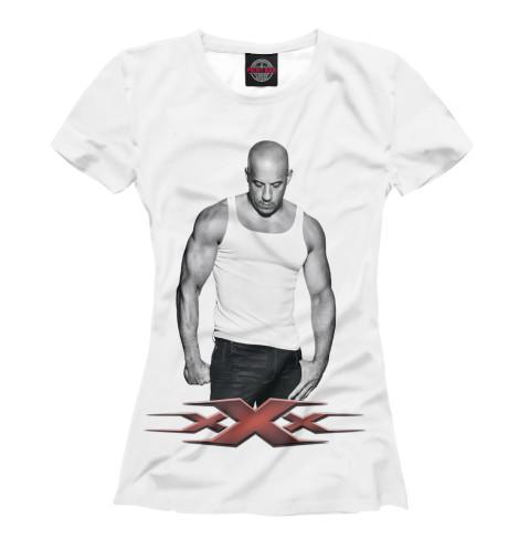 Купить Женская футболка Три Икса XXX-677018-fut-1