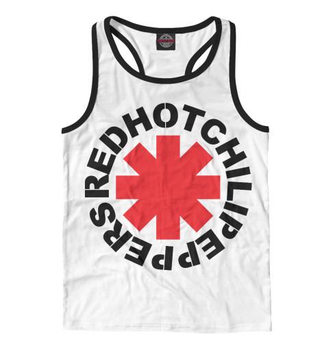 Мужская майка-борцовка Red Hot Chili Peppers
