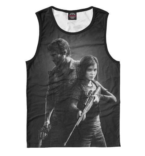 Купить Мужская майка The Last of Us RPG-689294-may-2