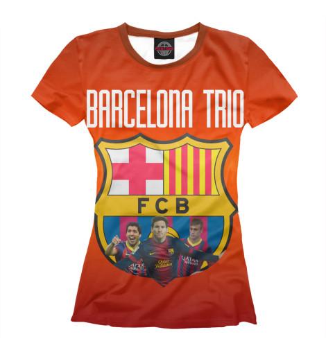 Футболка Print Bar Barcelona trio поло print bar barcelona