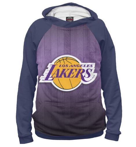 Худи Print Bar Los Angeles Lakers баскетбольную форму lakers