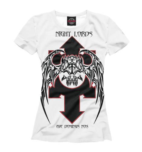 Футболка Print Bar Символ Повелителей Ночи джиган – дни и ночи cd