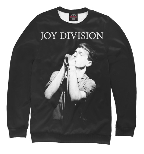 Свитшот Print Bar Joy Division майка борцовка print bar joy division