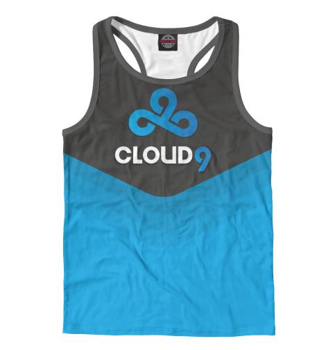 Майка борцовка Print Bar Cloud 9 Team cloud 9 nai guerisson 70g