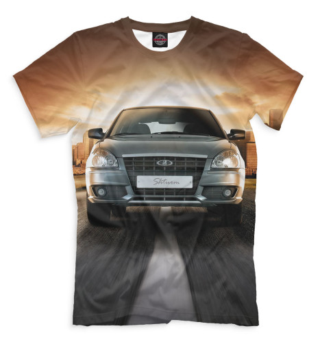 Мужская футболка LADA Priora