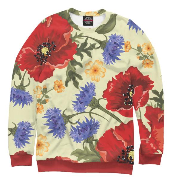 Купить Свитшот для мальчиков Summer Flower CVE-207579-swi-2