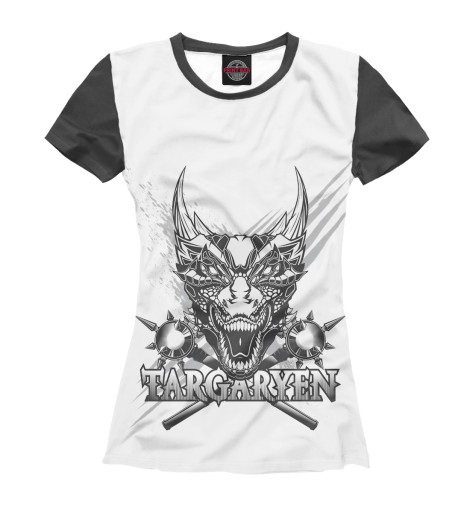 Футболка Print Bar Game of Thrones targaryen футболка print bar game of thrones