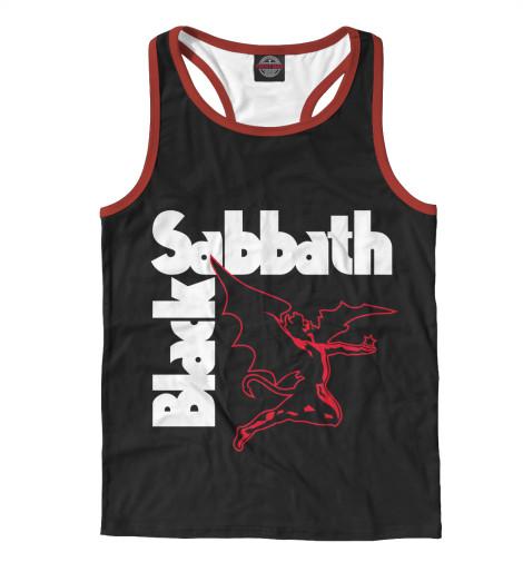 Майка борцовка Print Bar Black Sabbath майка print bar black sabbath