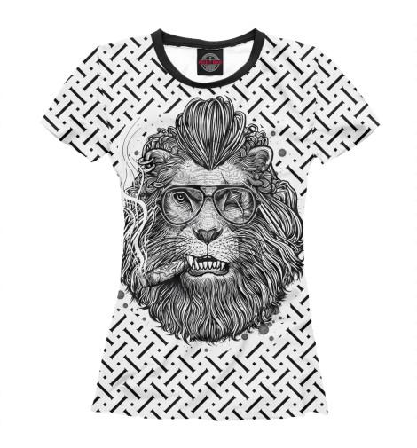 Футболка Print Bar Lion King рубашка lion of porches l420052130 599