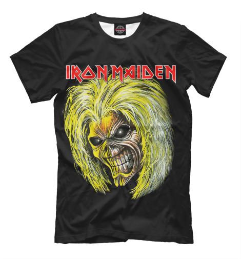 Футболка Print Bar Iron Maiden cd iron maiden a matter of life and death