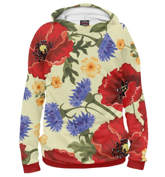 Купить Худи для мальчика Summer Flower CVE-207579-hud-2