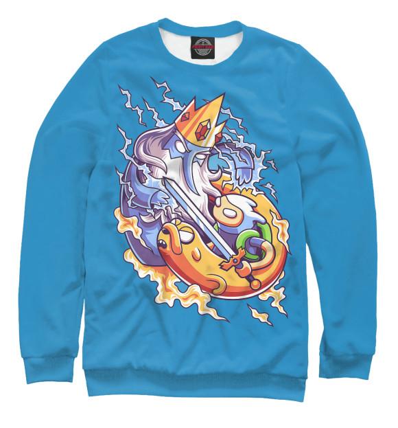 Купить Мужской свитшот Adventure time ADV-533200-swi-2