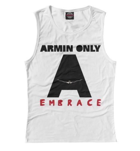 Майка Print Bar Armin Only : Embrace свитшот print bar armin only