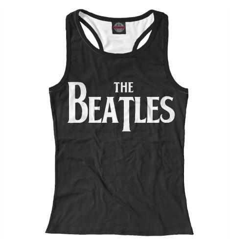 Майка борцовка Print Bar The Beatles бренда старр