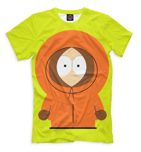 Мужская футболка Кенни