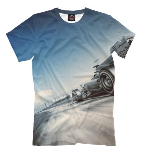 Купить Мужская футболка Formula 1 SPC-788386-fut-2
