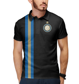 Мужское Поло Internazionale Milano / Line Collection