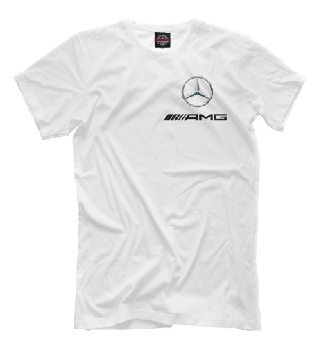 Футболка Print Bar Mercedes AMG mercedes а 160 с пробегом