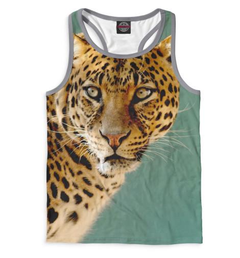 Купить Майка для мальчика Леопард HIS-952380-mayb-2