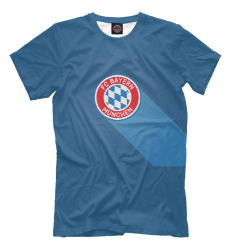 Футболка Print Bar FC Bayern худи print bar fc bayern