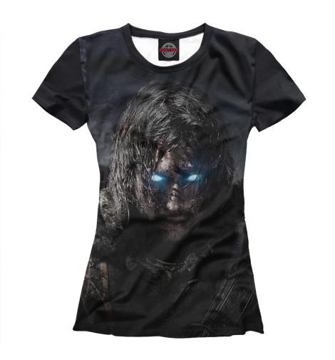 Футболка Print Bar Middle-Earth: Shadow of Mordor футболка wearcraft premium printio mordor university