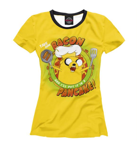 Купить Футболка для девочек Bacon Pancake ADV-134876-fut-1