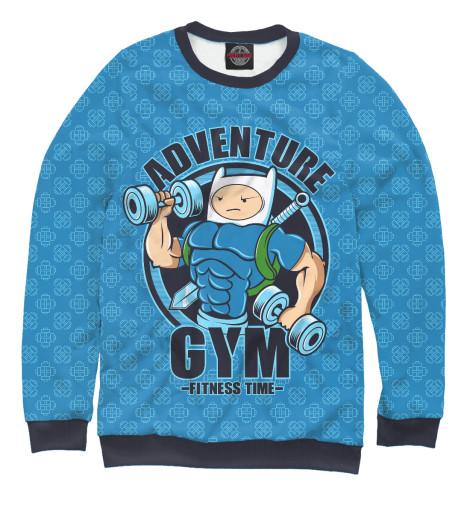 Свитшот Print Bar Adventure Gym худи print bar adventure fiction