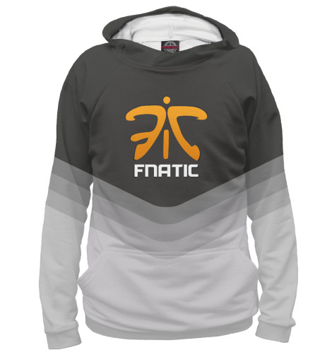 Худи Print Bar Fnatic Team stk401 090