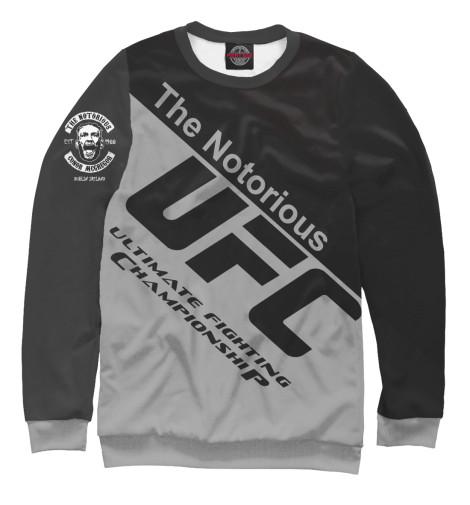 где купить Свитшот Print Bar UFC Conor Mcgregor по лучшей цене