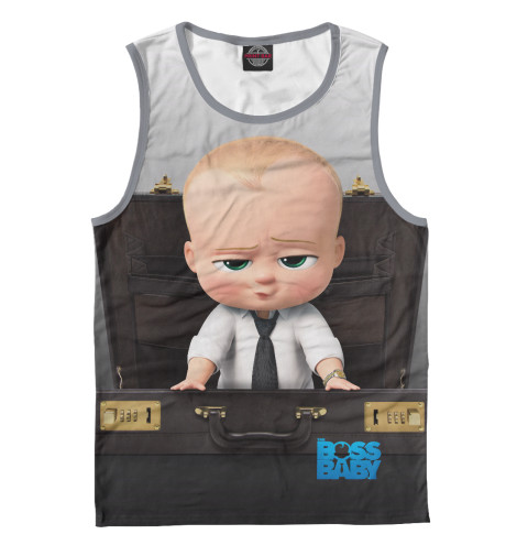 Майка Print Bar Boss Baby