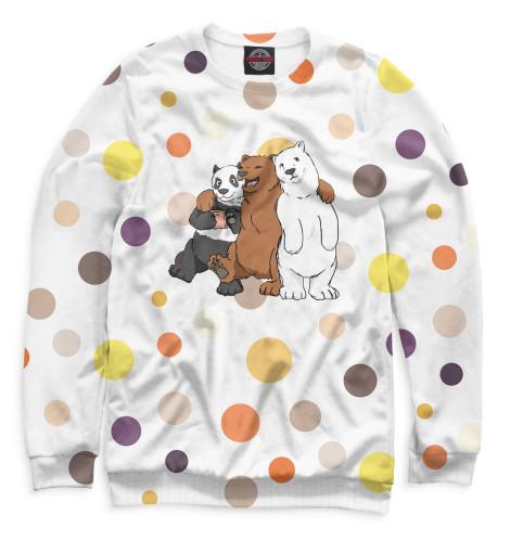 Свитшот Print Bar Вся правда о медведях бен голдакр вся правда о лекарствах мировой заговор фармкомпаний