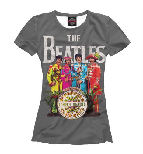 Футболка Print Bar The Beatles футболка классическая printio the beatles