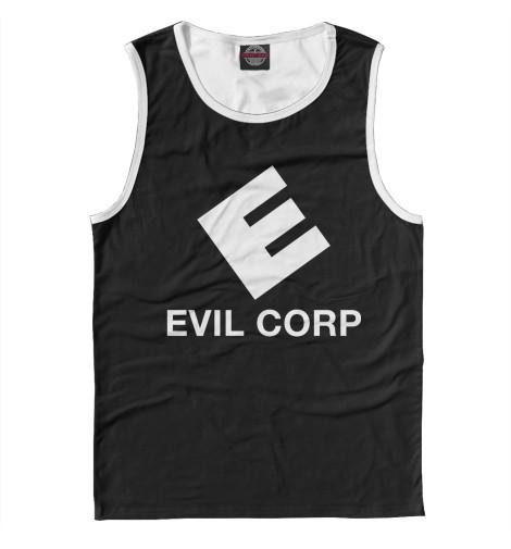 Майка Print Bar Evil Corp