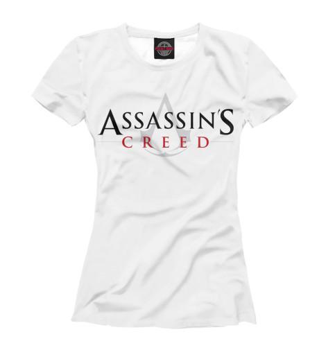 Купить Футболка для девочек Assassin's Creed KNO-692531-fut-1