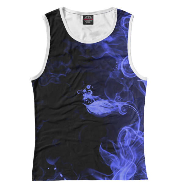 Купить Майка для девочки Дым APD-166285-may-1