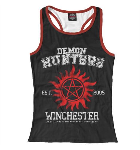 Майка борцовка Print Bar Demon Hunters demon killer tiny kit