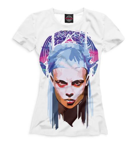 Женская футболка Die Antwoord