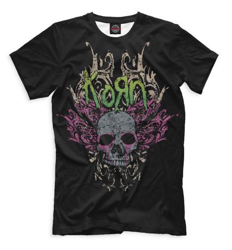 Мужская футболка KoЯn