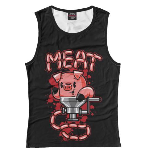 Майка Print Bar Мясо