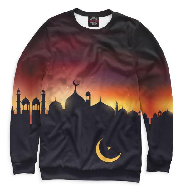 Купить Женский свитшот Ислам ISL-493170-swi-1
